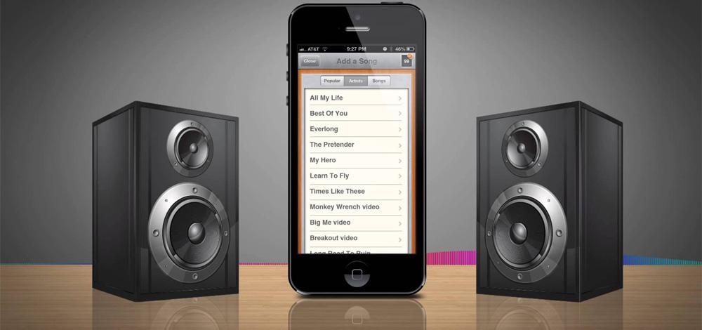 [Audio Wiki] Hướng dẫn dùng mobile để điều khiển trình nghe nhạc