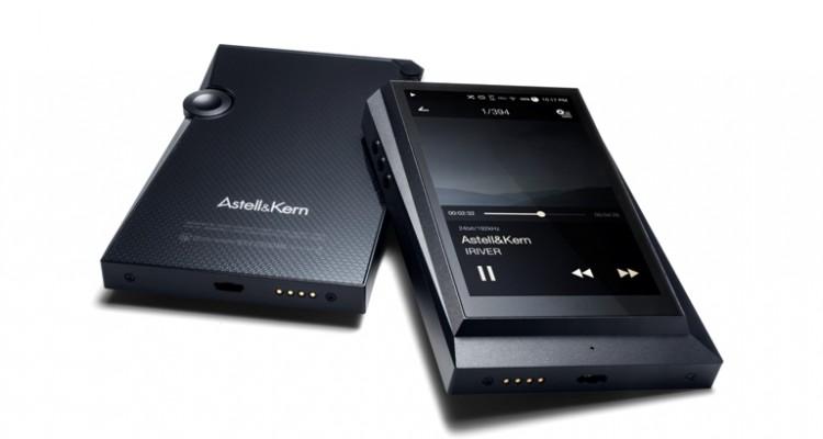 Thưởng thức âm nhạc với máy nghe nhạc Hi-Res cao cấp Astell & Kern AK300