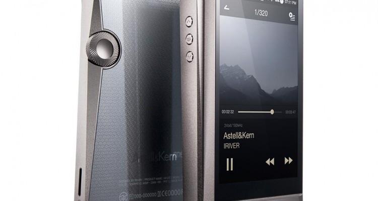 Astell&Kern AK320: sự phát triển không ngừng
