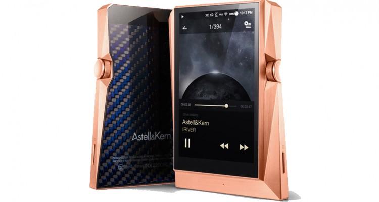 Astell&Kern AK380 Copper: một cách tiếp cận âm nhạc hoàn toàn mới