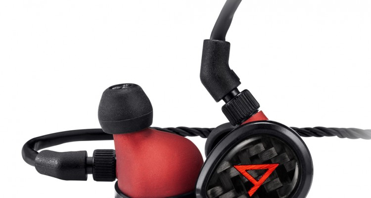Angie Ⅱ bởi Jerry Harvey Audio – IEM Master Reference – Made in USA