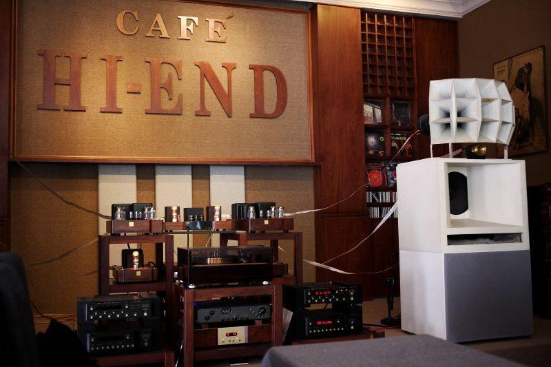 Café Hi-end: Nơi gặp gỡ của các audiophile
