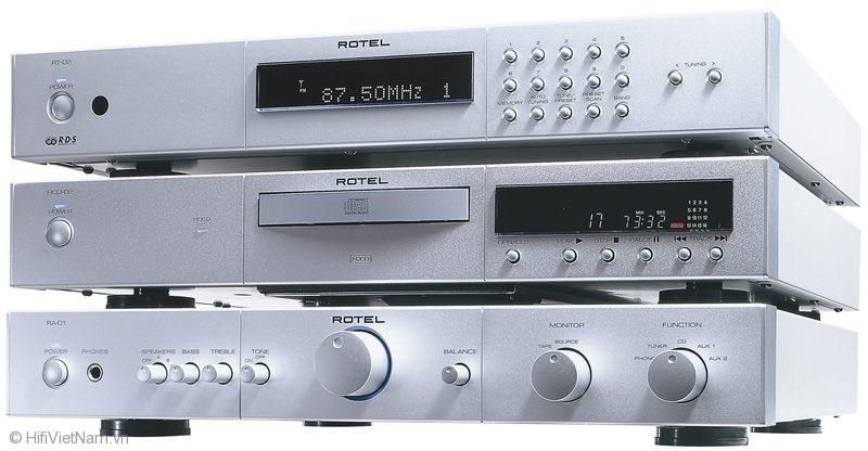 Rotel và B&W: Dàn âm thanh nhã nhặn mà quyến rũ