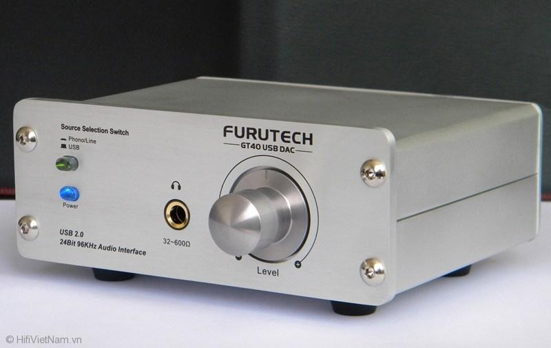 Furutech GT 40 – Hộp nhạc đa năng