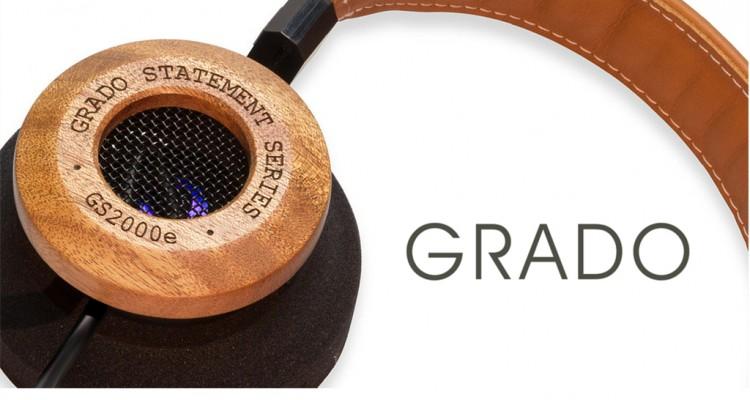 Tai nghe Grado GS2000e hoàn toàn mới, kết hợp hai loại gỗ, tốt gấp đôi – made in USA