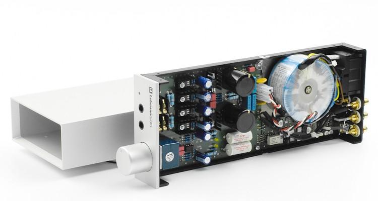 Lehmannaudio Headphone Amplifier Linear SE USB: Đẳng cấp trình diễn âm thanh !
