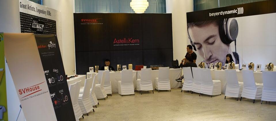 [ P.A.S 2016 ] – Astell&Kern mang đến AK Recorder và AK300