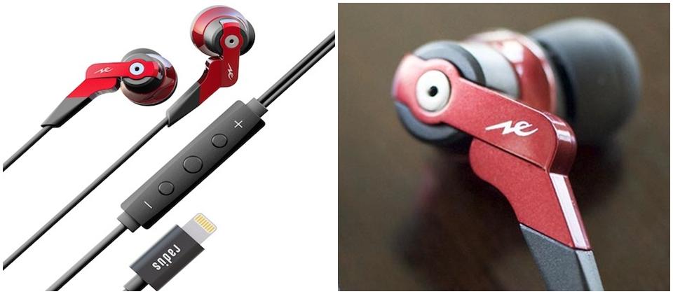 Radius giới thiệu 2 tai nghe mới NHA11 và NHA21, có tích hợp microphone