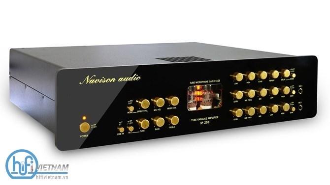 Ampli mixer Navison No.200: Xứng đáng ngôi đầu