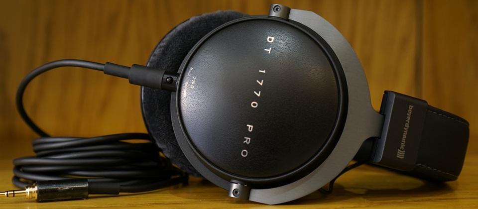 Unboxing tai nghe fullsize Beyerdynamic DT1770 Pro