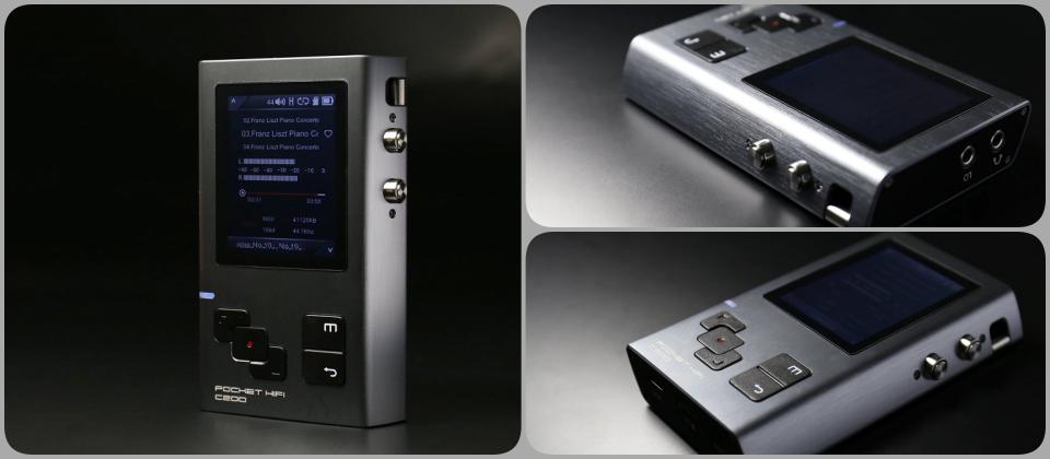 Colorfly C200 – máy nghe nhạc giá rẻ của Colorfly