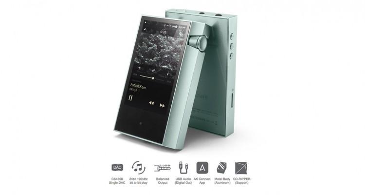 Hi End Player Astell & Kern AK70, thiết bị nghe nhạc cầm tay mới nhất