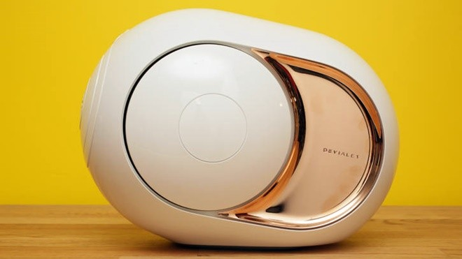 Loa Devialet Phantom có thêm phiên bản Gold, công suất lên tới 4.500watt