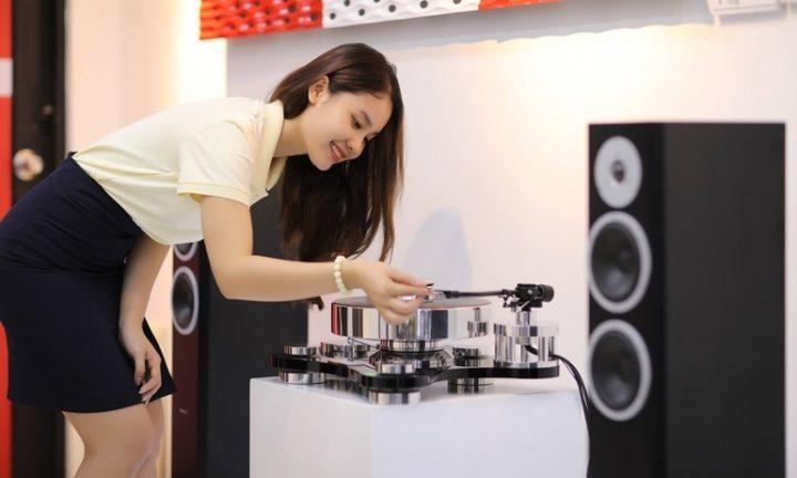 HiFiWorld khai trương showroom mới tại TP.HCM