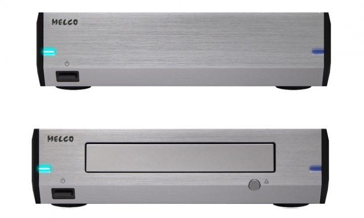 Melco chính thức bán ra bộ đầu đọc, rip đĩa và lưu trữ nhạc 100 Series